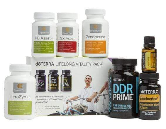 doTERRA Cleanse & Restore Kit