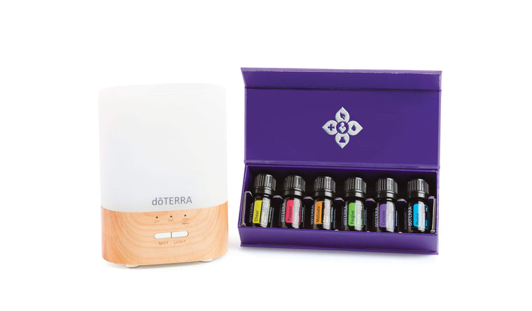 doTERRA Emotional Aromatherapy Diffused