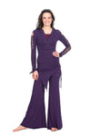 Leela Creations Tunic Purple / S Faeryland Barong Tunic