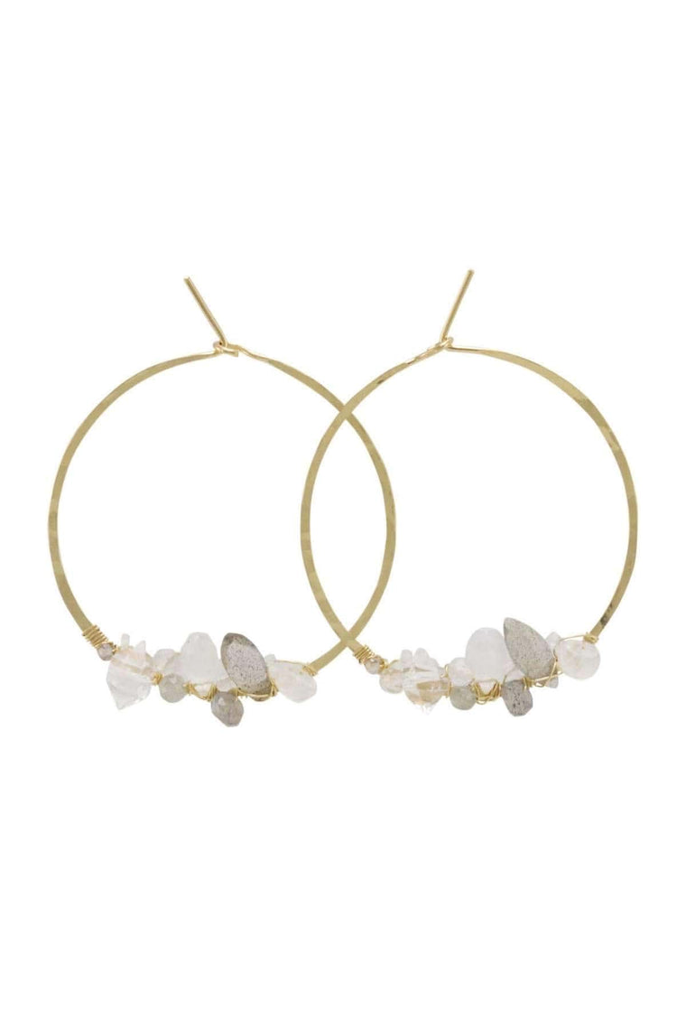 The OM Collection Bohemi Lupa Hoop