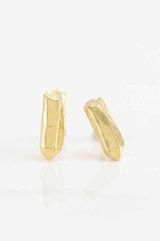 The OM Collection Bohemi Quartz Stud