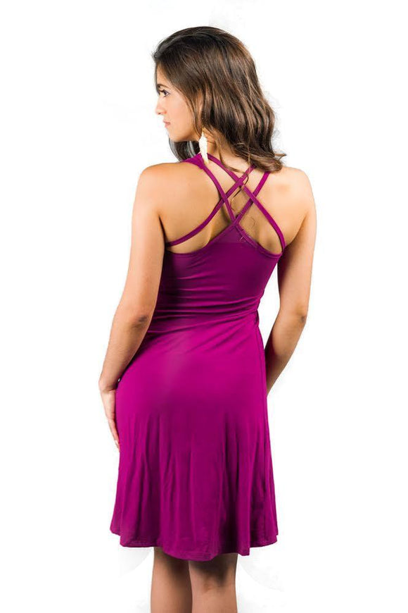 The OM Collection Dress Acai / M Now Dress