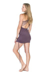 The OM Collection Dress Macrame Minidress
