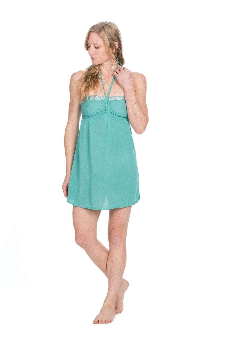 The OM Collection Dress Tosca Bali Beach Dress // FINAL SALE