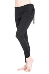 The OM Collection Leggings Black / XS Ruched Leggings with Skirt // Colors Available
