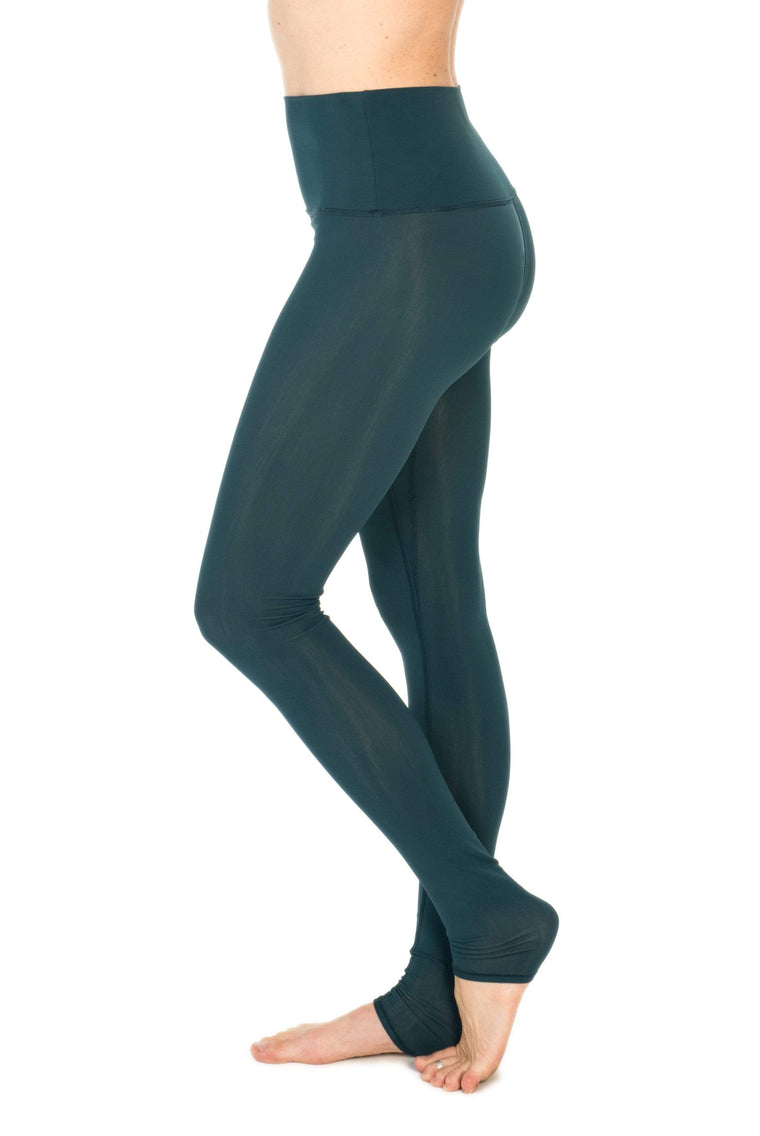 The OM Collection Leggings High Waist Extra Long Legging // Colors Available