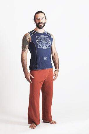 The OM Collection Men's Pants Men's Thai Inspired Yoga Pant
