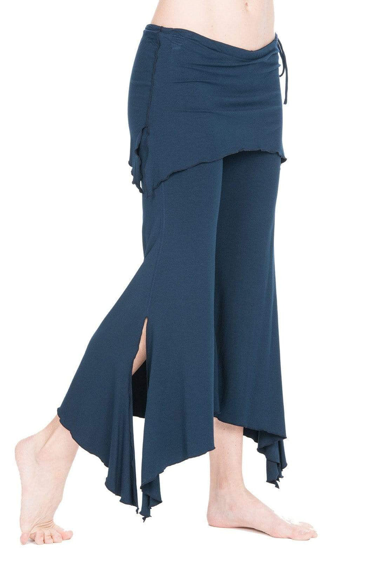 The OM Collection Pants Dark Teal / L 2 Tier Flow Pant