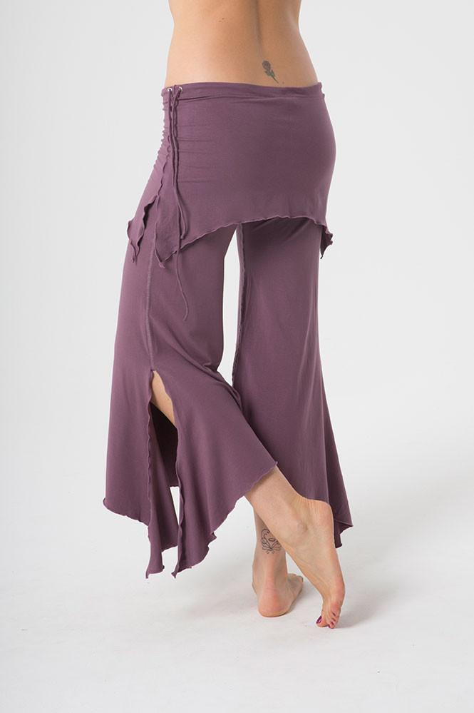 The OM Collection Pants Lavender / XS 2 Tier Flow Pant