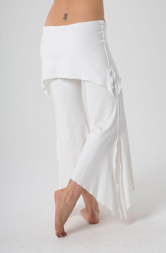 The OM Collection Pants Plum / XS 2 Tier Flow Pant