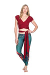 The OM Collection Shirt Red / M/L Shakti Wrap