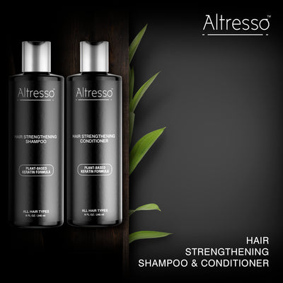 Hair Strengthening Shampoo & Conditioner Duo