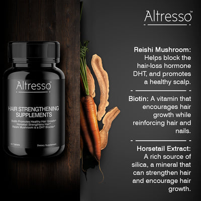 Hair Strengthening Supplement