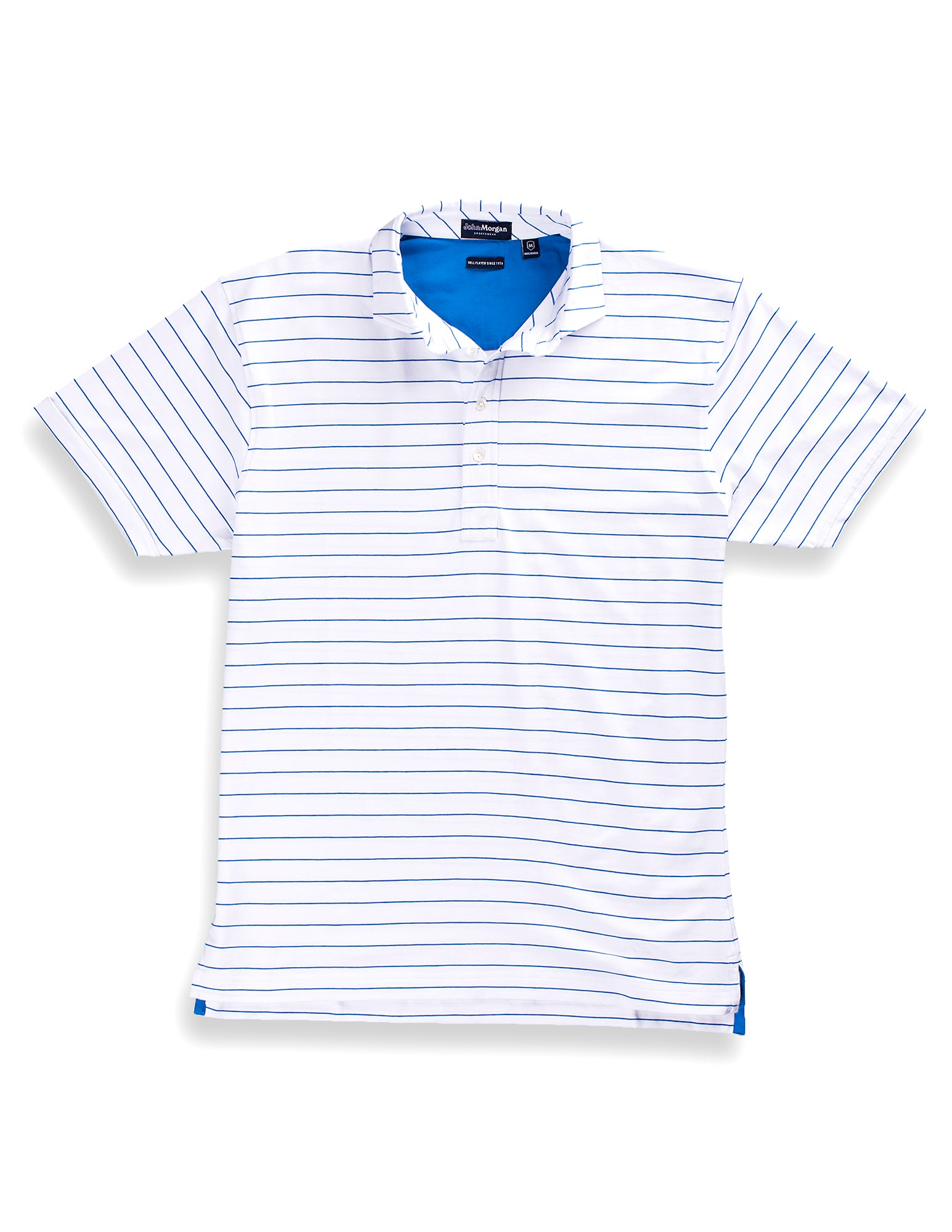 Dunlap Stripe Polo