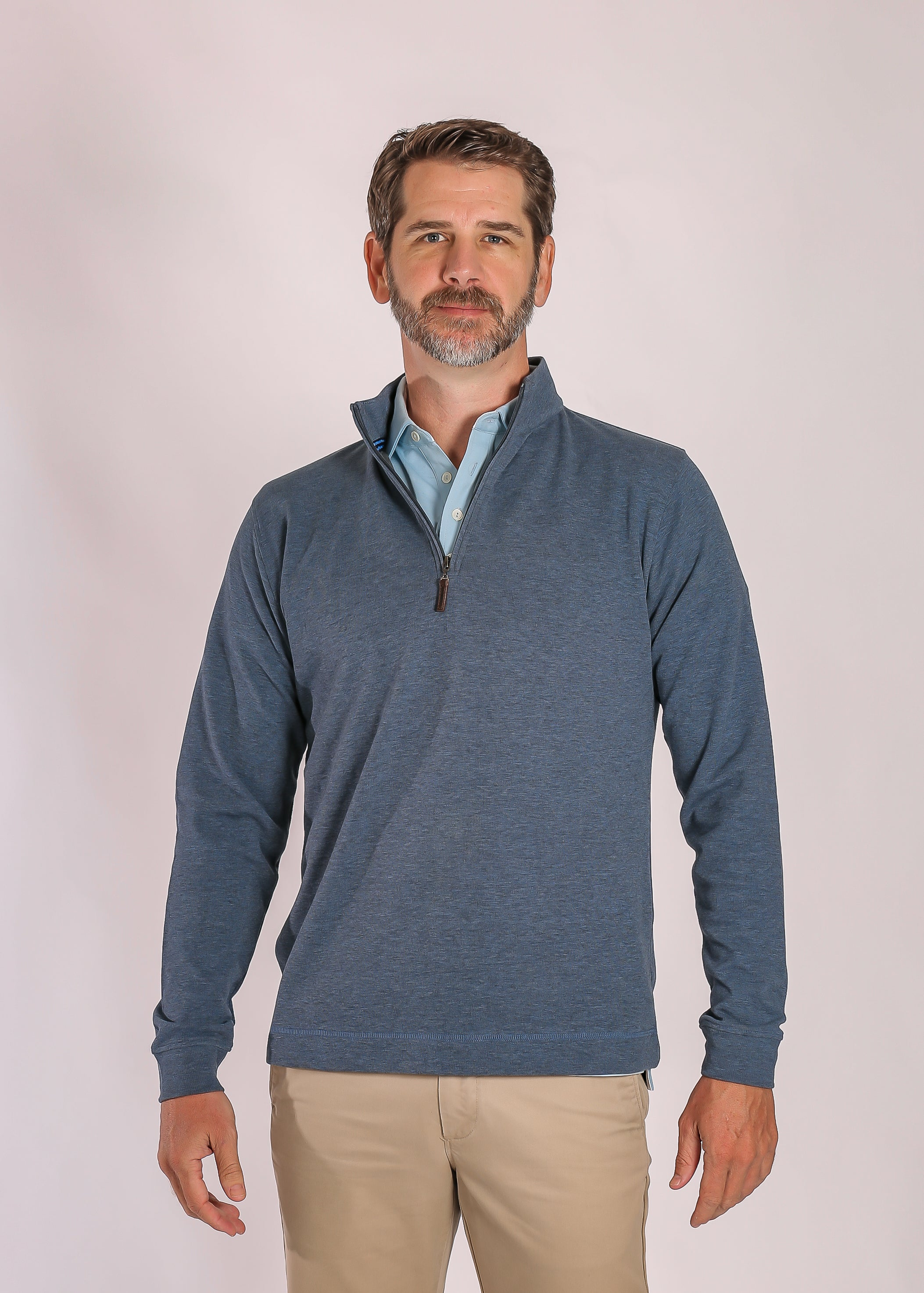 Patrick Interlock Quarter Zip
