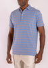 Morgan Polo Classic Wide Stripe - Vessel/Dreamside