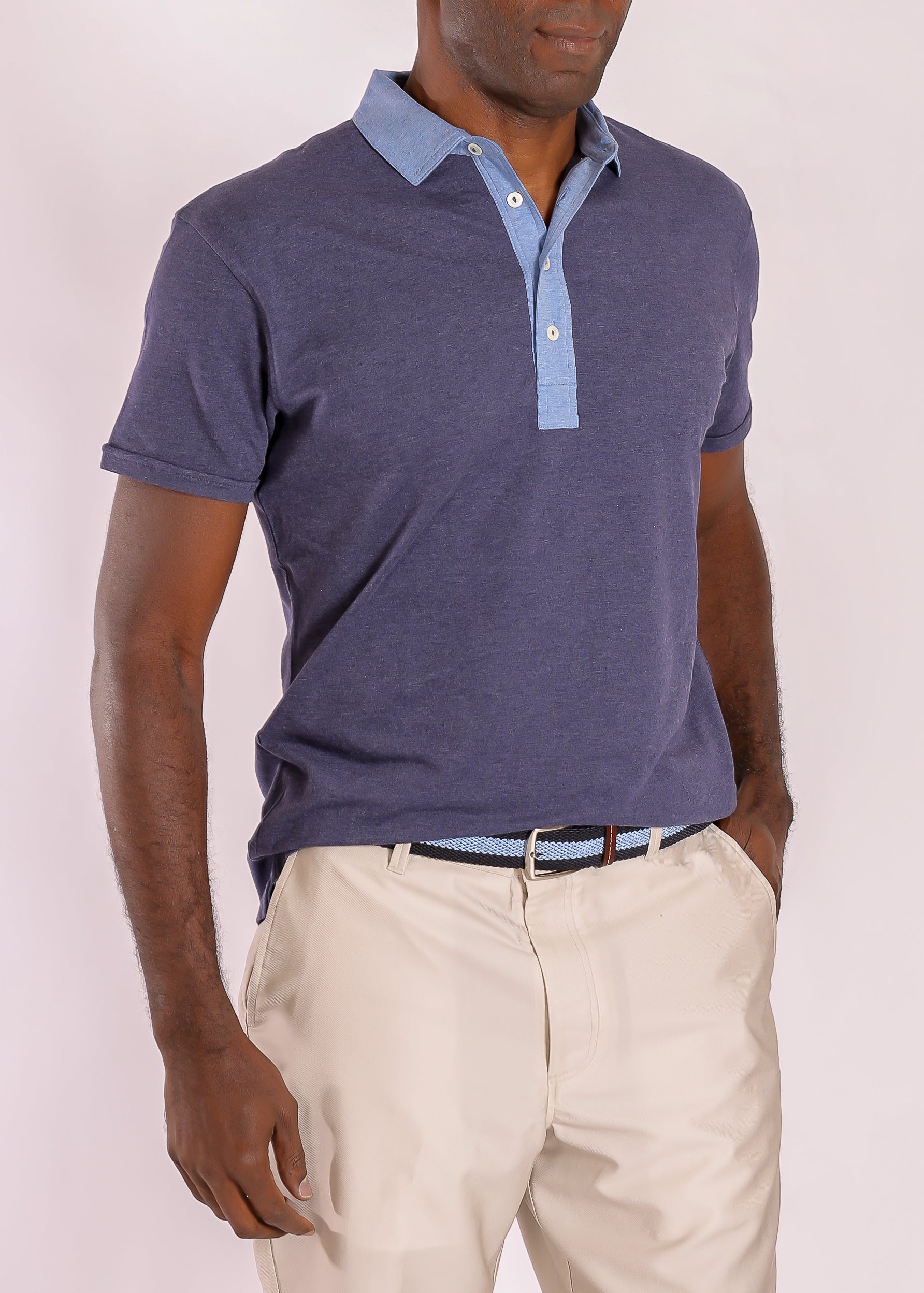 Tate Soft Touch Polo