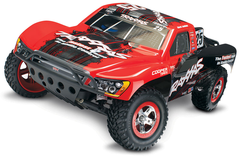 Slash VXL: 1/10 Scale 2WD Brushless Short Course Racing Truck