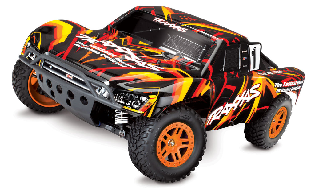 Slash 4x4: 1/10 Scale 4x4 Short Course Racing Truck