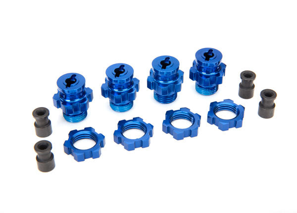 17mm Wheel Hubs: Traxxas 4x4 Vehicles