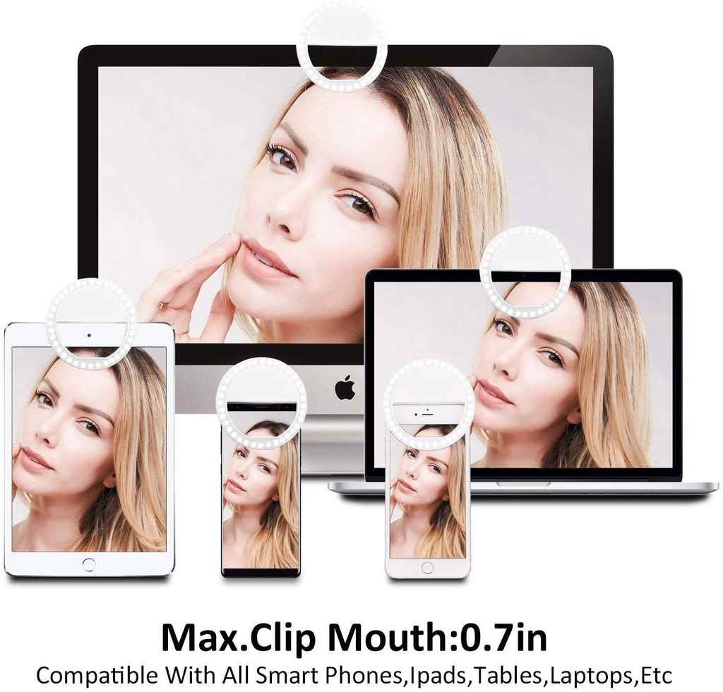 Selfie Ring Light Clip