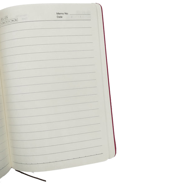 Notes book cuir A5