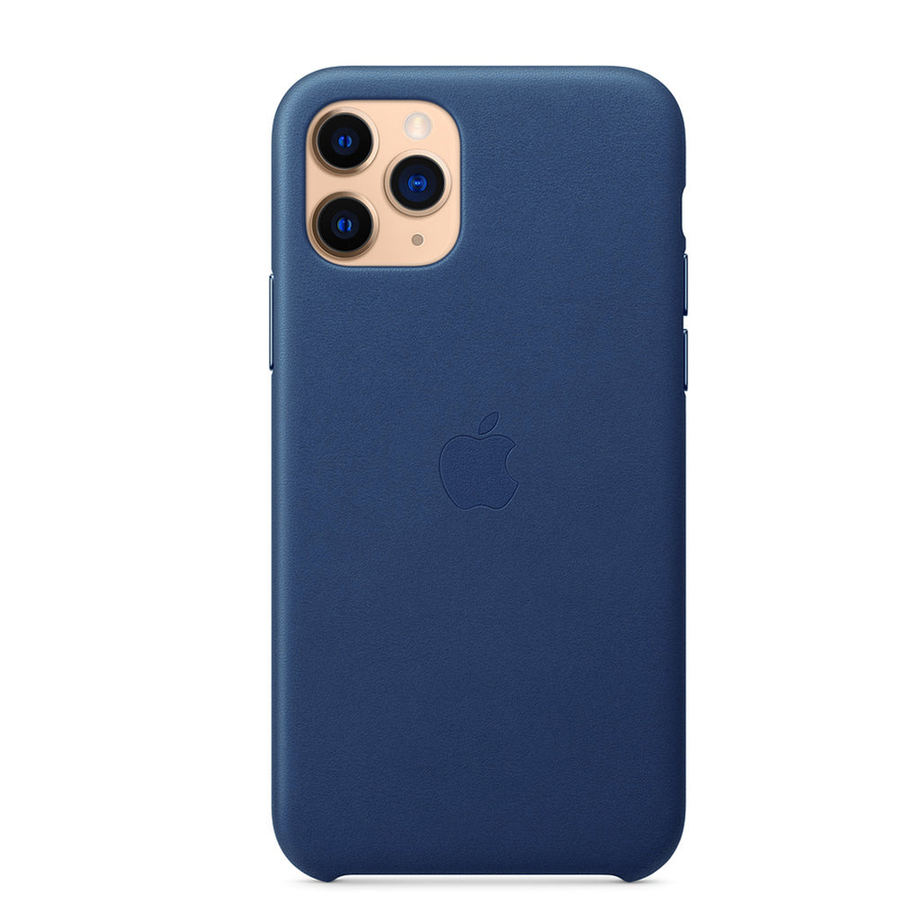 coque en cuir apple iphone 11