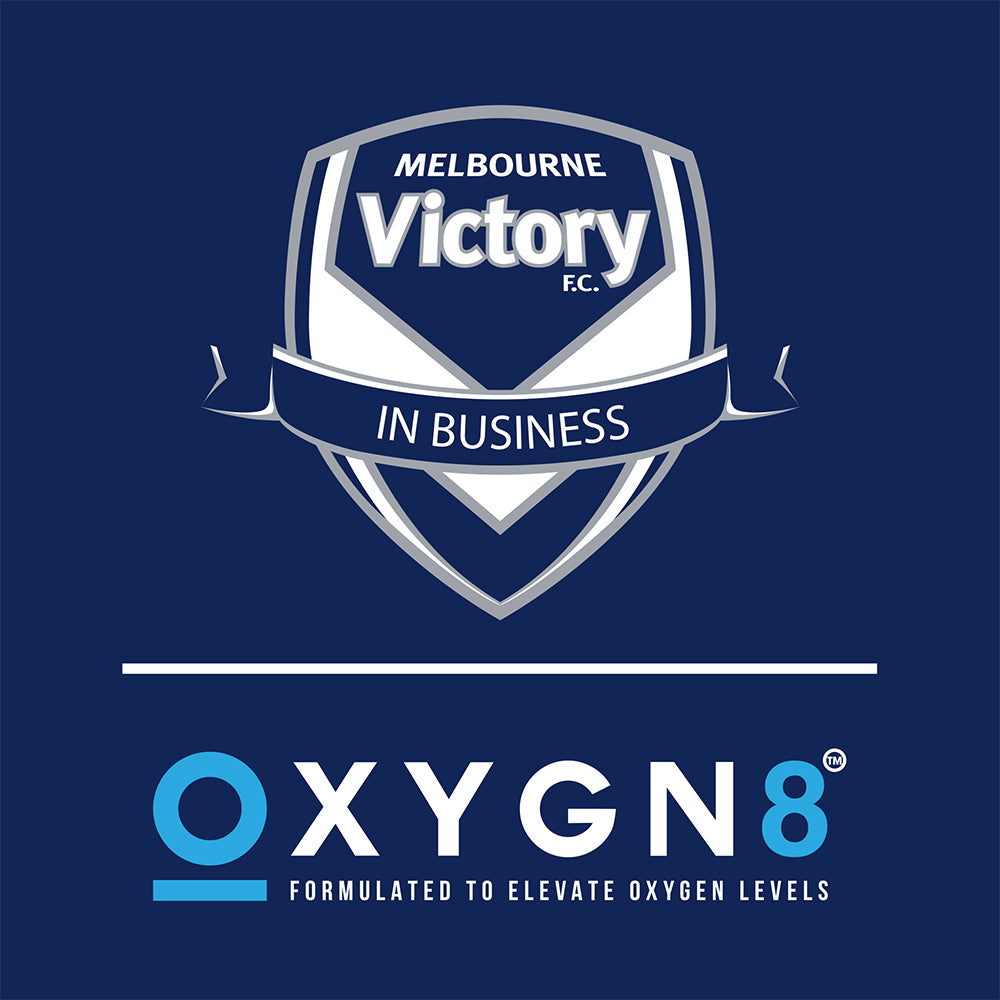 OXYGN8 providing Melbourne Victory FC an extra 8%