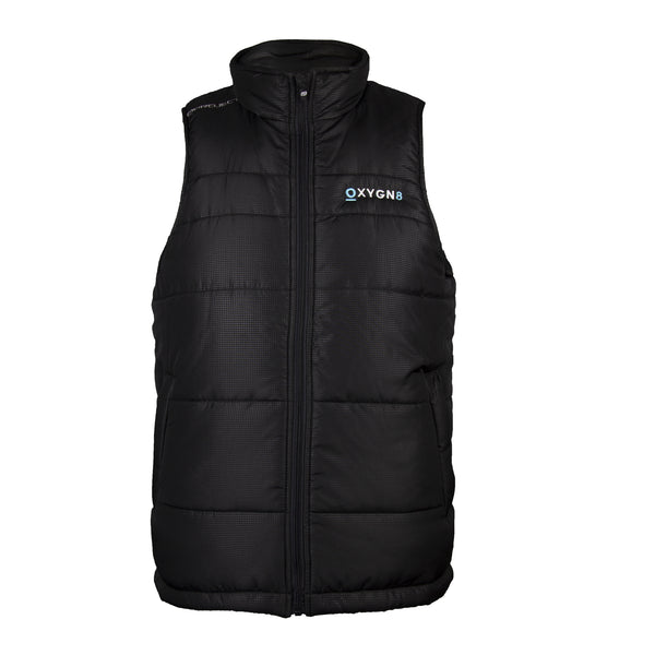 Men's Oxygn8 Vest - Grey