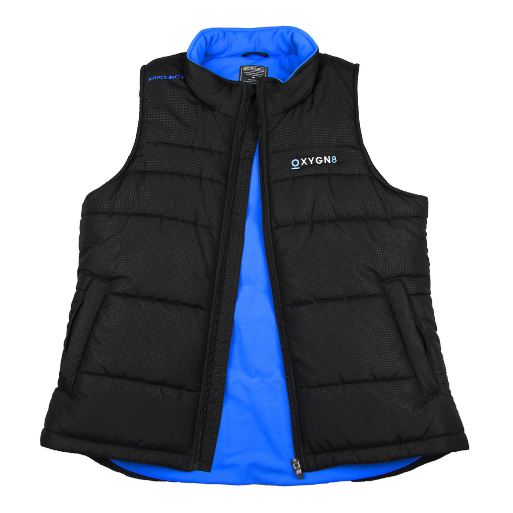 Women's Oxygn8 Vest - Blue