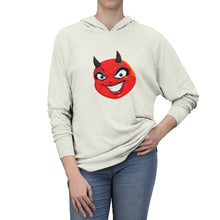 Load image into Gallery viewer, Naughty Naomi Unisex Tri-Blend Hoodie