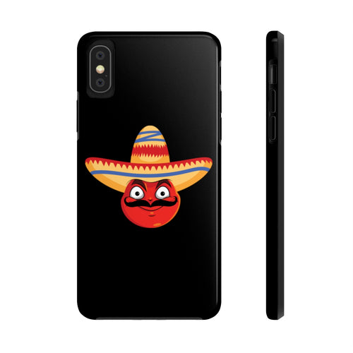 Male Cinco De Mayo Mexican Devil Emoji Case Mate Tough Phone Cases by Badmoji Cell Phones & Accessories Cases