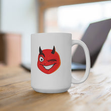 Load image into Gallery viewer, Flirty Nasty Nate White Ceramic Mug
