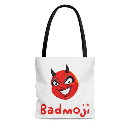 Naughty Naomi AOP Tote Bag