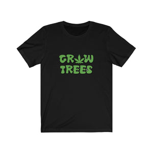 """Grow Trees"" Unisex Jersey Short Sleeve Tee"
