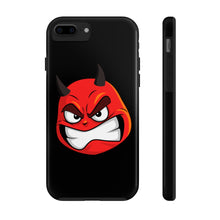 Load image into Gallery viewer, Male Angry Devil Emoji Case Mate Tough Phone Cases by Bigbadmoji Cell Phones & Accessories Cases