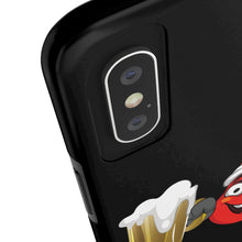 Load image into Gallery viewer, Male Christmas Beer Emoji Case Mate Tough Phone Cases by Badmoji Cell Phones & Accessories Cases