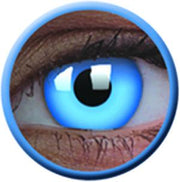 Glow Blue Party Lenses