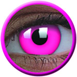 Glow Pink Party Lenses