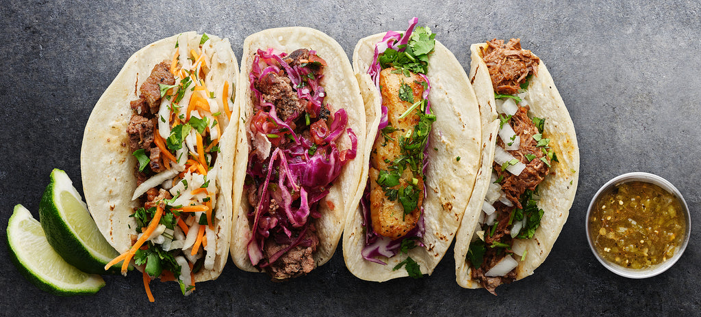 6 Great Meat & Sausage Fillings for Taco Tuesdays