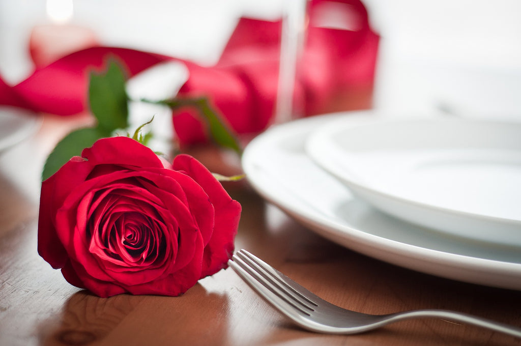 5 Ideas for A Romantic Dinner on Valentine's Day