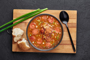 Laissez Les Bons Temps Rouler! 5 Great Andouille Sausage Dishes for Fat Tuesday