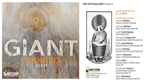 New Exhibition: Giant Woodcuts at Art Gym Denver for Mo'Print