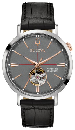 watches bulova aerojet 98a187