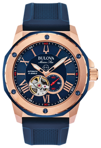 watches bulova marine star 98a227