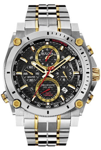 watches bulova precisionist 98b228