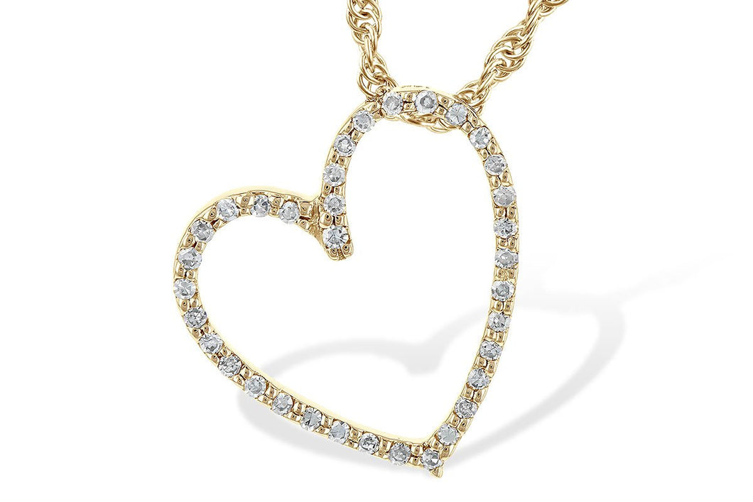 14KT Gold Necklace - A033-26238_Y