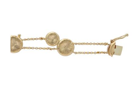 14KT Gold Necklace - A212-33483_Y