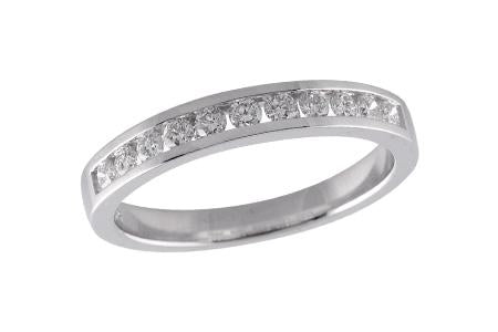 14KT Gold Ladies Wedding Ring - A213-20792_W