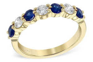 14KT Gold Ladies Wedding Ring - A213-21665_Y